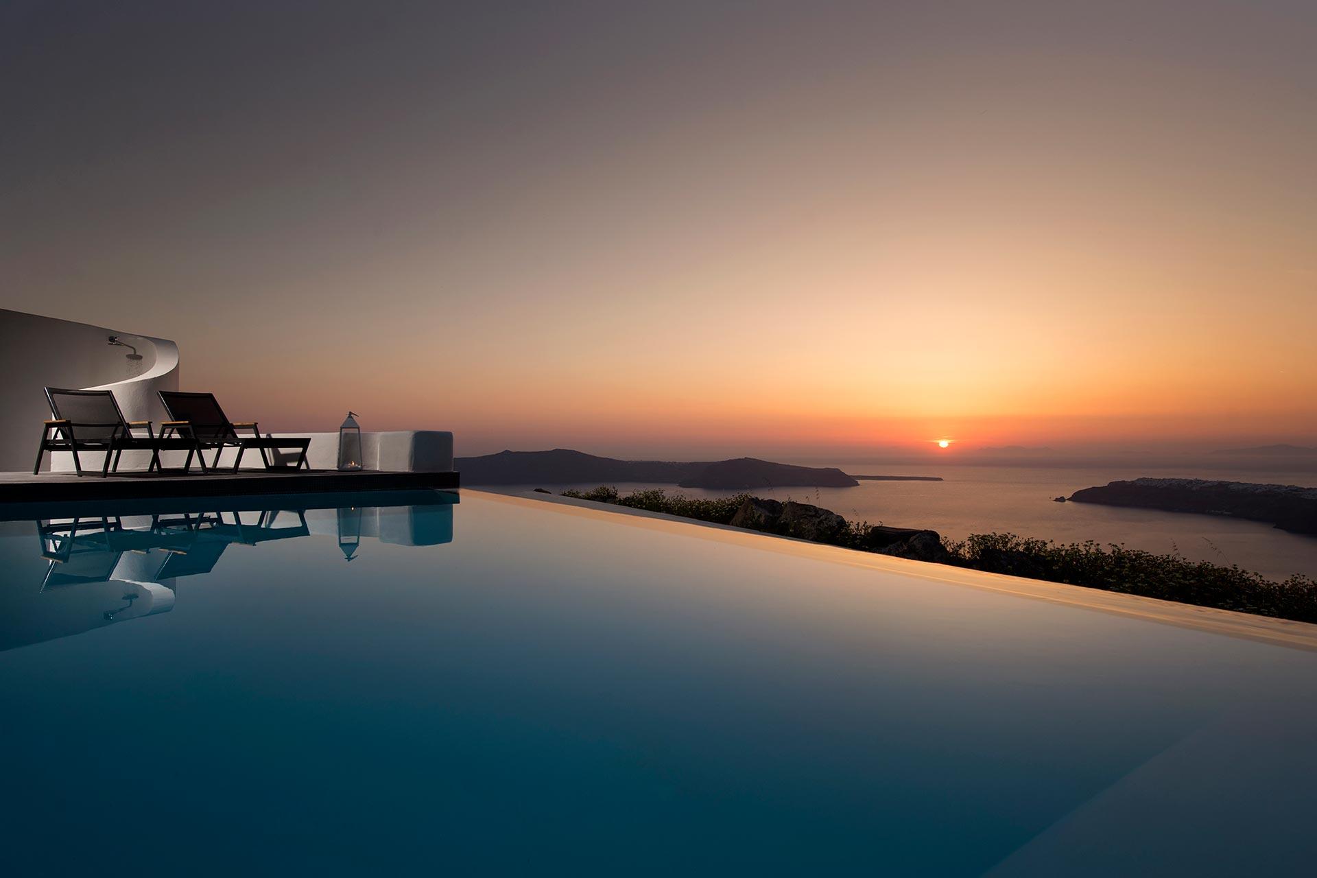 Avaton Resort Spa Santorini Luxury Spa Resort